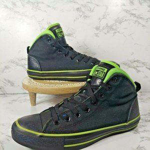 Converse Mens 141394C Lace Up Athletic Shoes Sz 8